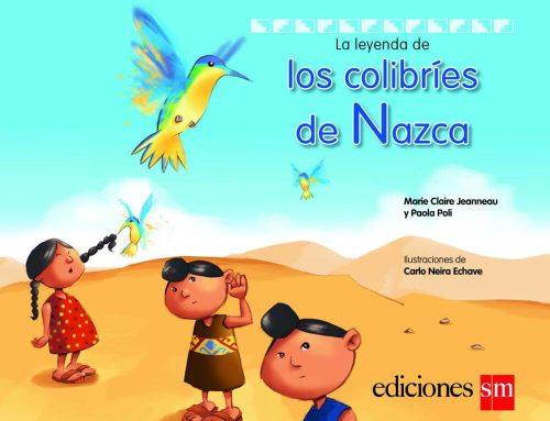La leyenda de los colibríes de Nazca