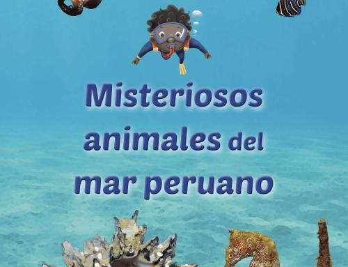 Misteriosos animales del mar peruano